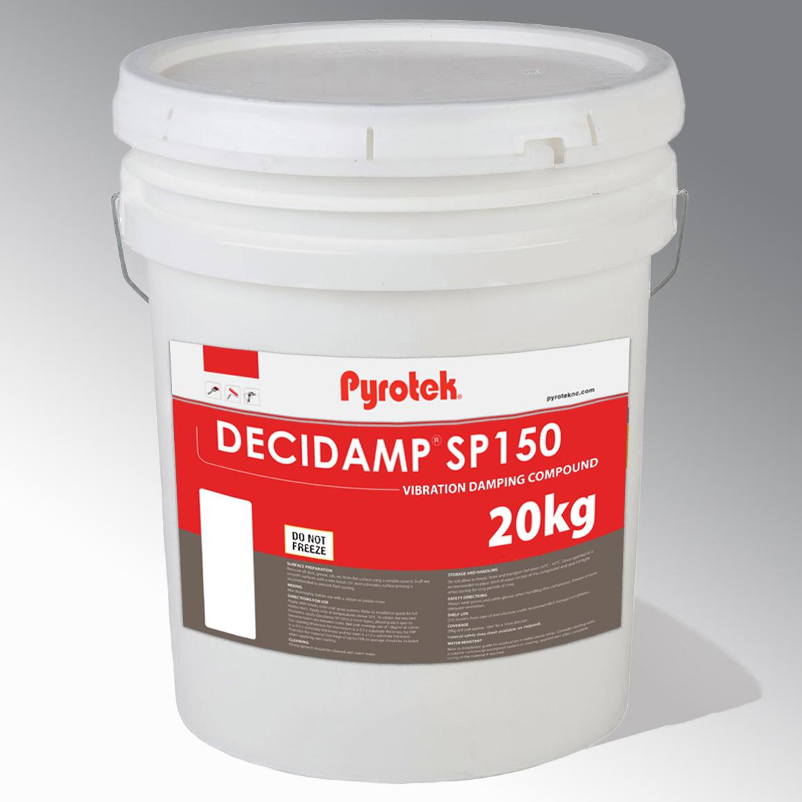 Decidamp SP 150